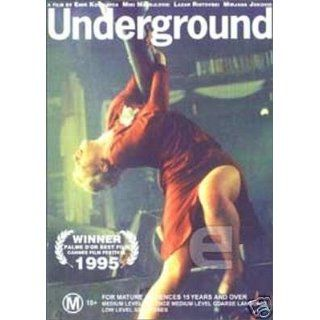 Underground Predrag Manojlovic, Lazar Ristovski, Mirjana