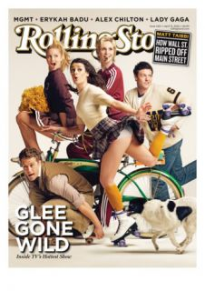 Glee Gone Wild, Rolling Stone no. 1102, April 15 2010 Wall Decal by Seliger Mark