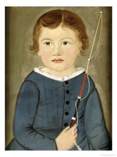 Portrait of a Young Boy Giclee Print by William Matthew Prior