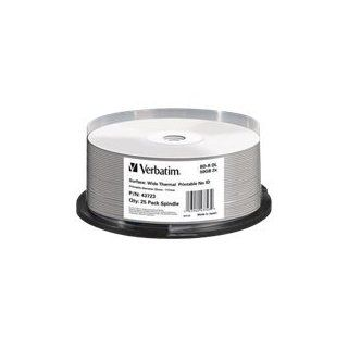 Verbatim 43723 Blu ray R Dual Layer 2x 50GB Wide Computer