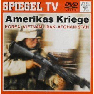 Amerikas Kriege   Korea Vietnam Irak Afghanistan Spiegel TV DVD
