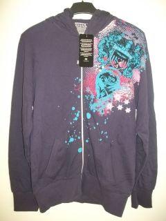 10 x Clockhouse Sweat Shirt Jacken mit Kaputze Full Zip Hooded