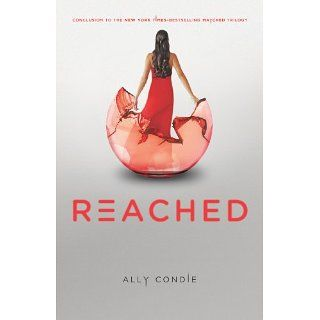 Reached eBook Ally Condie Kindle Shop