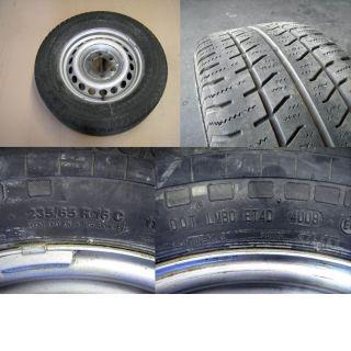 Komplettrad Mercedes Benz Sprinter 906 235 65R16C 113 115R A0014014802