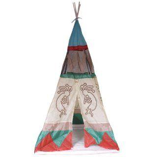 Indianerzelt   Kinderzelt Wigwam   Zelt für Kinder   Indianer Tipi