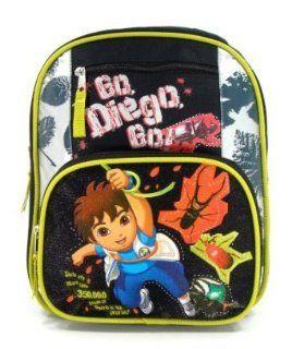 Nick Jr. Diego the Rescuer Rucksack Schuhe & Handtaschen