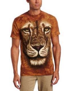 The Mountain T Shirt Lion Warrior Tee Bekleidung