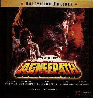 Agneepath. Bollywood Film mit Amitabh Bachchan und Mithun Chakraborty