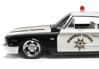1960 Ford Starliner Highway Patrol 1:24 Scale Diecast Model