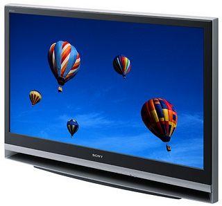 Sony Bravia KDF E50A11E 127 cm 50 Zoll 720p HD LCD Fernseher