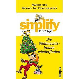 simplify your life   Die Weihnachtsfreude wiederfinden [Kindle Edition