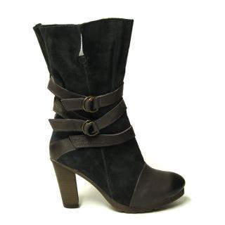 Pepe Jeans Stiefelette Damen EL 132 A Grey Heel Boot