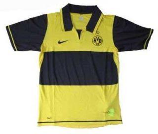 Borussia Dortmund Trikot/Shirt 07/08 Kids 116 128 Nike