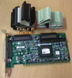 Adapec SCSI Conroller PCI X 133 * ASC 29320 LVD / SE * U320 * inl