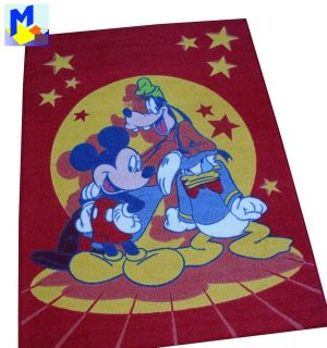 Teppich *Disney MICKEY MOUSE M11 Goofy Donald Duck 95x133 cm
