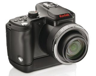 Kodak Easy Share Z980 Digitalkamera 3 Zoll schwarz Kamera