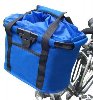 Alu Textil Klappkorb Bike Shopper MTS Lenkerkorb NEU