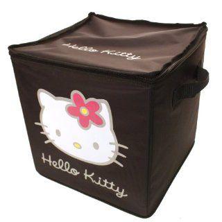 Hello Kitty 077426 faltbar Aufbewahrungsbox, schwarz Auto