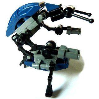 Lego Star Wars custom Droideka Kampf Droid   blau/schwarz