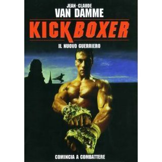 KICKBOXER   JEAN CLAUDE VAN DAMME   ITALIAN MOVIE FILM WALL POSTER