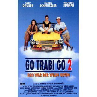 Go Trabi Go 2   Das war der wilde Osten [VHS] Wolfgang Stumph, Marie