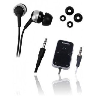 NOKIA In Ear Headset HS 83 + AD 54: Elektronik
