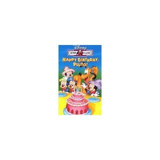 Happy Birthday Pluto [VHS]   VHS