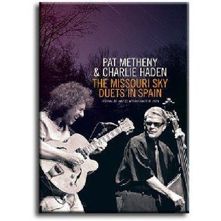 Pat Metheny & Charlie Haden   The Missouri Sky Duets in Spain: