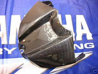 Yamaha R1 2009 09 RN22 YZF Carbon Air BOX Tank abdeck.