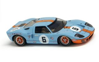TOP Rar *** Slot.it   Ford GT40 MK I Gulf   Winner Le Mans 1969