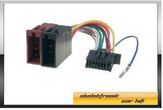 PIONEER ISO Adapter DEH 140UB DEH 140UBB DEH 142UB DEH 1400UB MVH