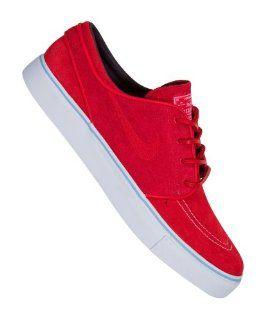 Nike SB Zoom Stefan Janoski Schuhe s.red/s.red Schuhe