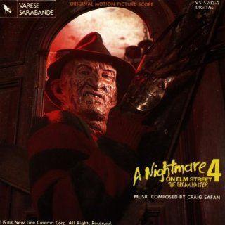 Nightmare on Elm Street 4   The Dream Master Musik