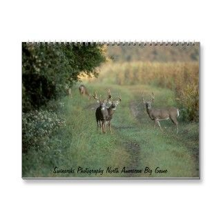Swinarski Photography North American Big Game Calendars