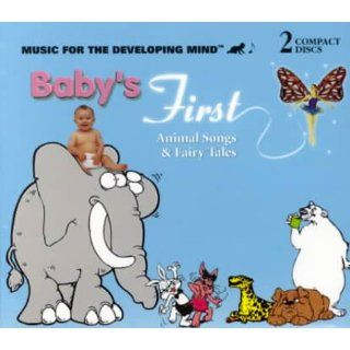 Animal Songs/Fairy Tales (Babys First) Penton Kids