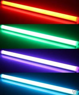 LED Tube Led Röhre RGB LED Party 1m Lang 144 LED`s NEU