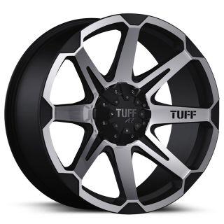 TUFF T05 9x20 6x139,7 Felgen Gmc Sierra Escalade Tahoe Silverado