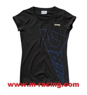 Husaberg Bekleidung Team Girls Logo Tee, Damen T Shirt Force Wear