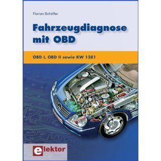 Fahrzeugdiagnose mit OBD. OBD I, OBD II sowie KW 1281