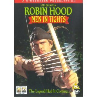 Robin Hood Men In Tights [DVD]: Filme & TV