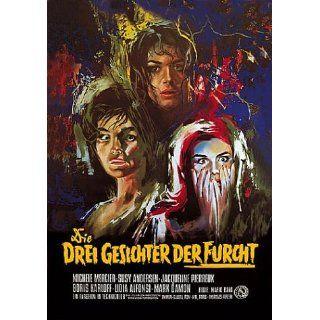 Die drei Gesichter der Furcht Boris Karloff, Michèle