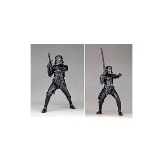 UK Import]Star Wars Blackhole Stormtrooper ARTX Statue 2 Pack