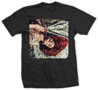 Florence and the Machine   Shake It Repeat T Shirt
