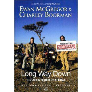 Long Way Down (OmU) [2 DVDs] Ewan McGregor, Charley