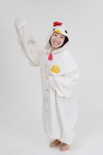 Halloween Costumes Chicken Kigurumi Japan party pajamas Genuine from