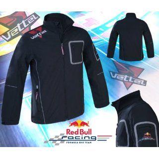 Neue Softshell Jacke von RED BULL RACING Sebastian Vettel Formel 1