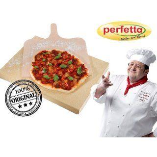 Original Perfetta Pizzastein   empfohlen von TV Koch Sante de Santis