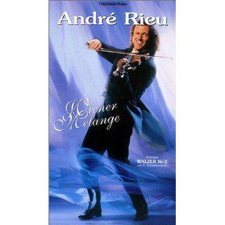 Andre Rieu   Wiener Melange [VHS] Andre Rieu, Heinz Lindner
