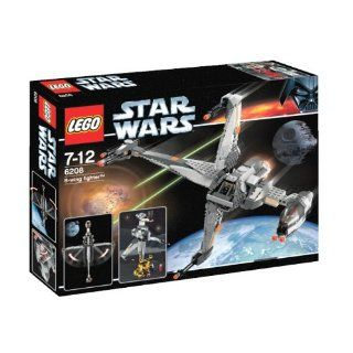 LEGO Star Wars 6208 B Wing Fighter Spielzeug