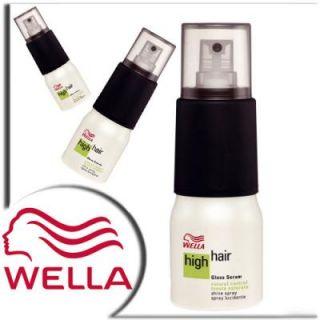 WELLA high hair natural control Gloss Serum 75ml